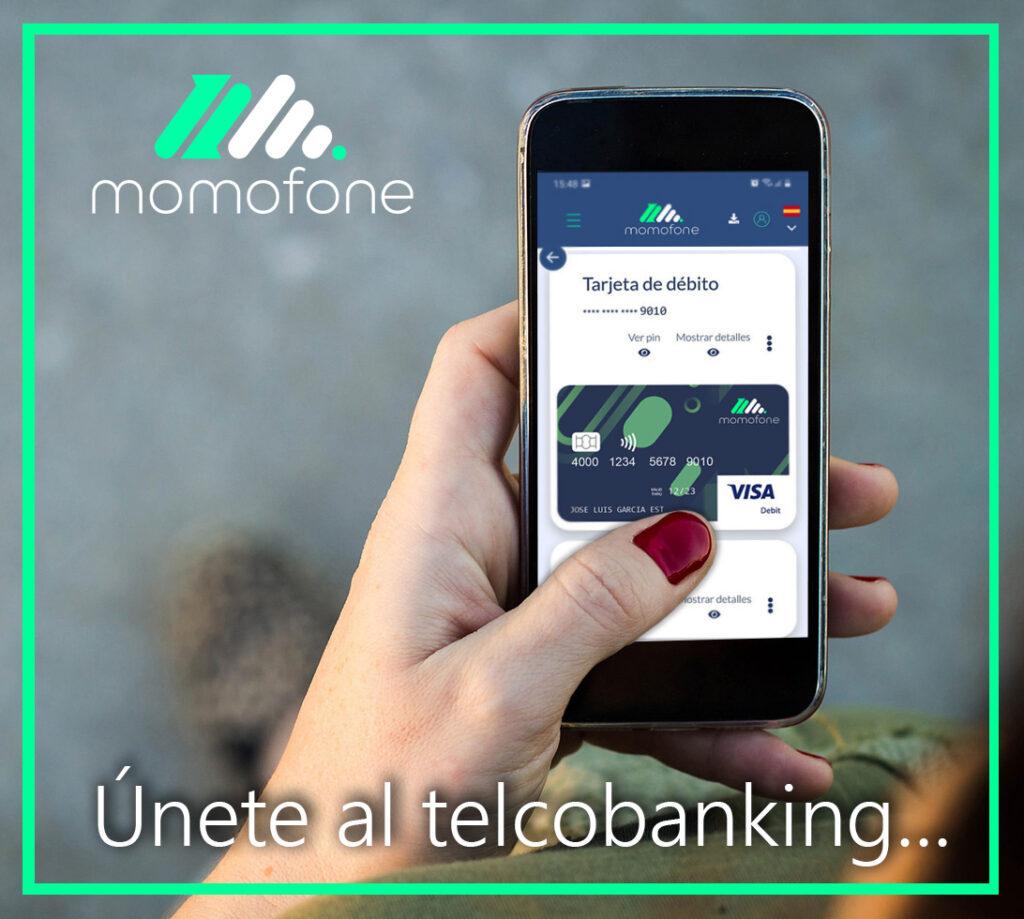Telcobanca momofone